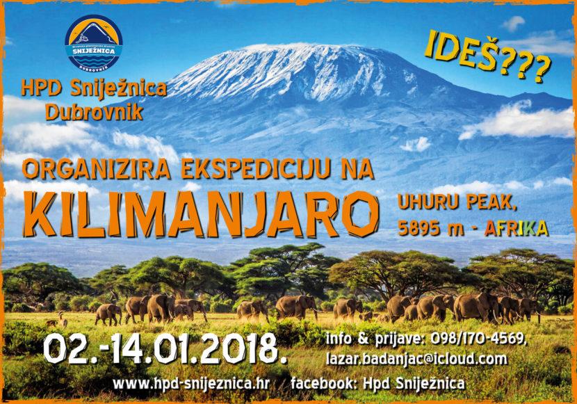 Plakat Kilimanjaro 2